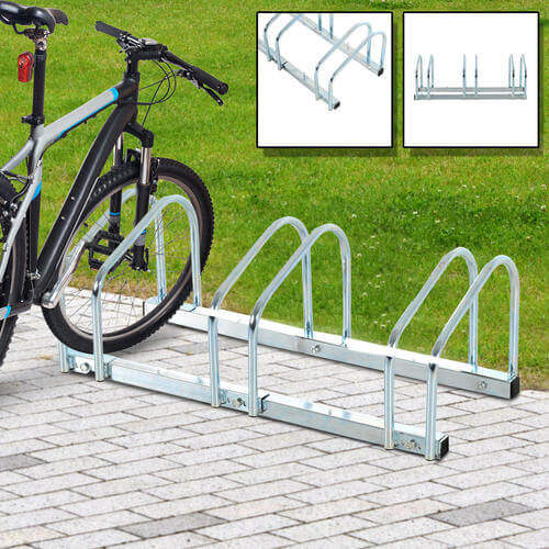 3 Bike Storage Rack Stand