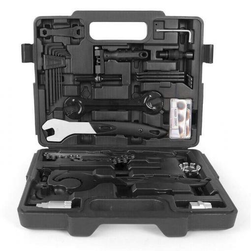 26 Pieces Bike Tool Kit