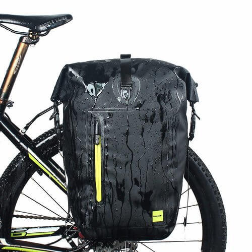 Waterproof Single Bicycle Pannier 25L