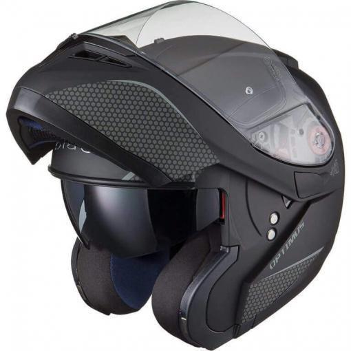 Flip Front Motorcycle Helmet